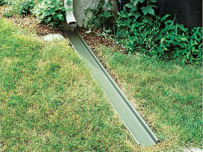 Downspout Extension Gutter Drain Installed In Austin Minnesota Iowa And Wisconsin