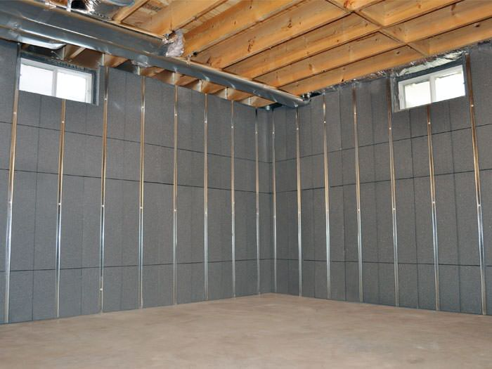 Good Installed Basement Wall Panels Installed In Maple Grove ...