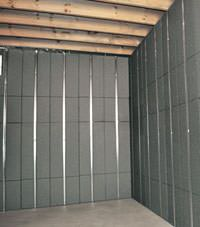 Thermal insulation panels for basement finishing in Saint Paul, Minnesota, Iowa, and Wisconsin
