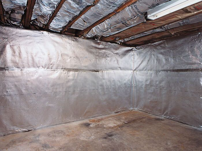 ... An Energy Efficient Radiant Heat And Vapor Barrier For A Austin Basement  Finishing Project